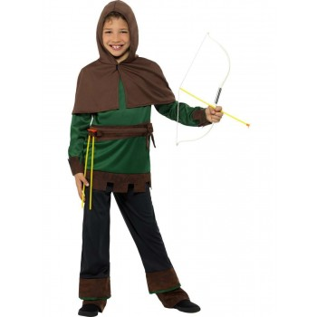 Robin Hood Costume Fancy Dress