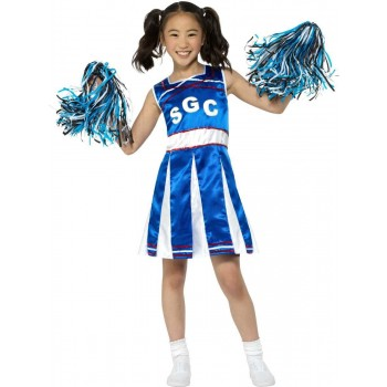 Cheerleader Costume Fancy Dress