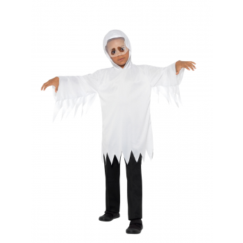 Ghost Costume Fancy Dress