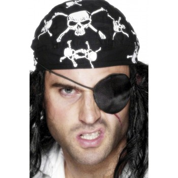 Pirate Eyepatch - Fancy Dress (Pirates)