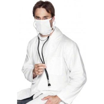 Doctors Stethoscope - Fancy Dress Mens (Doctors/Nurses)