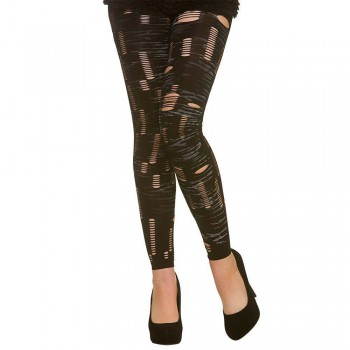 Tights - Footless Zombie Tights