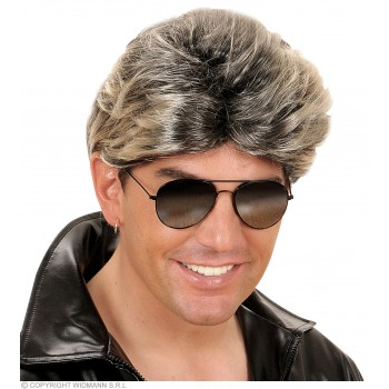 80S Pop Star Wig In Box - Fancy Dress (1980S)