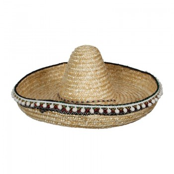 Mexican Sombrero - Deluxe Fancy Dress (Cultures)