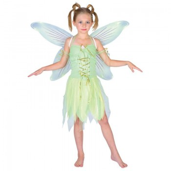 Neverland Fairy Fancy Dress Costume Girls (Fairy Tales)
