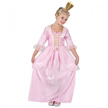 Girls Pretty Princess Costume Fancy Dress (Fairy Tales)