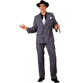 Godfather Gangster Fancy Dress Costume Mens (1920S)