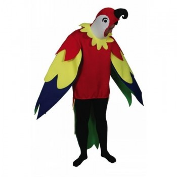 Polly The Parrot Fancy Dress