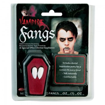 Vampire Fangs Fancy Dress