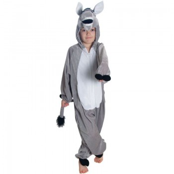DONKEY FANCY DRESS COSTUME