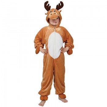 Kids Reindeer Costume  Fancy Dress (Animals)