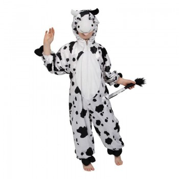 Kids Cow Costume  Fancy Dress (Animals)