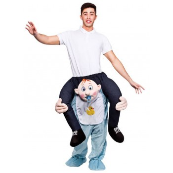 Baby Carry Me Fancy Dress Costume