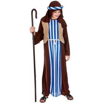 Childs Joseph Nativity Christmas Fancy Dress Costume