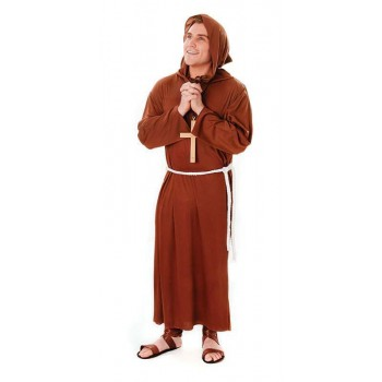 Monk Fancy Dress Costume