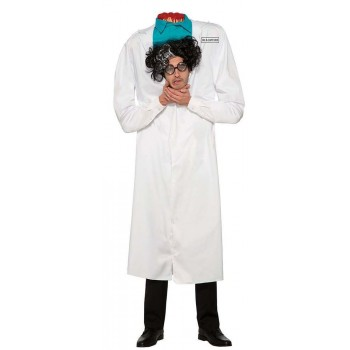Doctor D Capitated Costume Fancy Dress