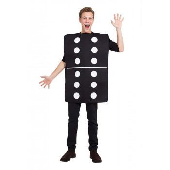 Domino Fancy Dress Costume