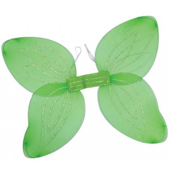 Angel Wings. Adult Green (Christmas Disguises)