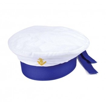 Sailor Hat Childs Size Fancy Dress