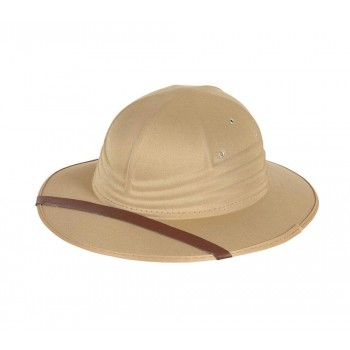 Safari Hat Beige Nylon Felt Fancy dress