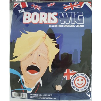 The Boris Johnson Wig