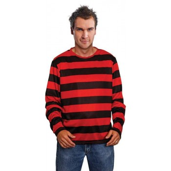 Red/Black Jumper Fancy Dress