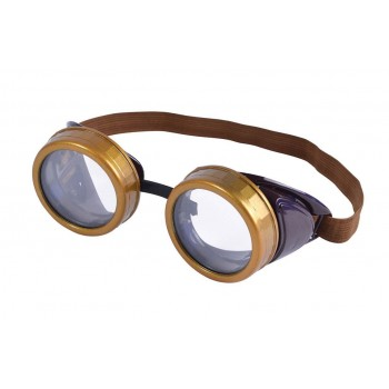 Steam Punk Goggles Glasses