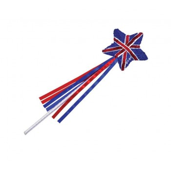 Union Jack Sequin Wand Accessories