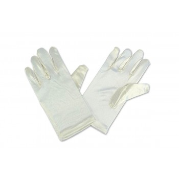 Childs Gloves. Ivory Accessories