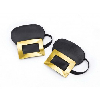 Shoe Buckles (Gold Bangle) Shoes