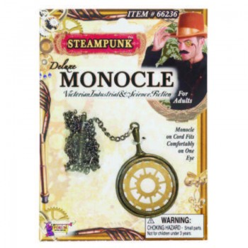 Steampunk Monocle Accessories