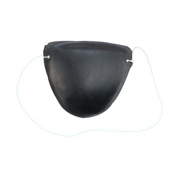 Eyepatches Plastic (Pirates Fancy Dress Disguises)