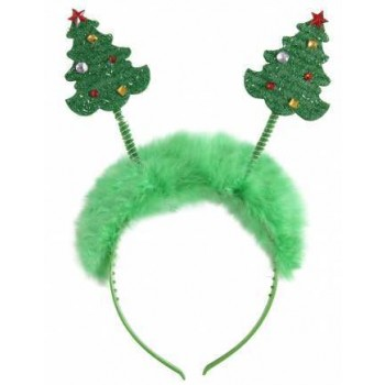 Festive Head Boppers Christmas Tree