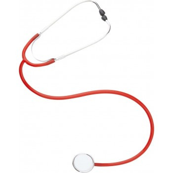 Professional Stethoscopes Red Accessories - (Red)