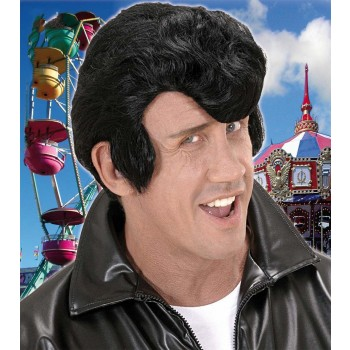 Rockabilly Wig In Box - Fancy Dress