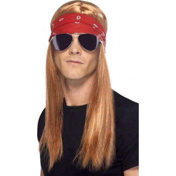 Mens 90'S Rocker Kit Disguises
