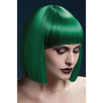 Fever Lola Wig, 12Inch/30Cm Wigs - (Green)