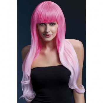 Fever Emily Wig, 28Inch/71Cm Wigs - (Pink)