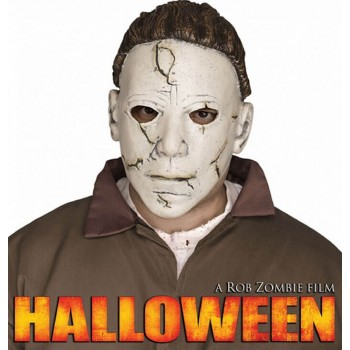 Adult PVC Michael Myers Halloween Mask