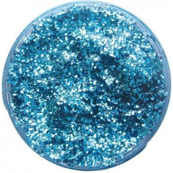Glitter Gel - Sky Blue 12Ml Fancy Dress - (Snazaroo)