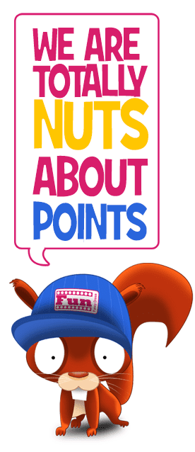 Nuts about Points